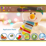 Christmas Snow Man (9650/9700/9780 OS6)