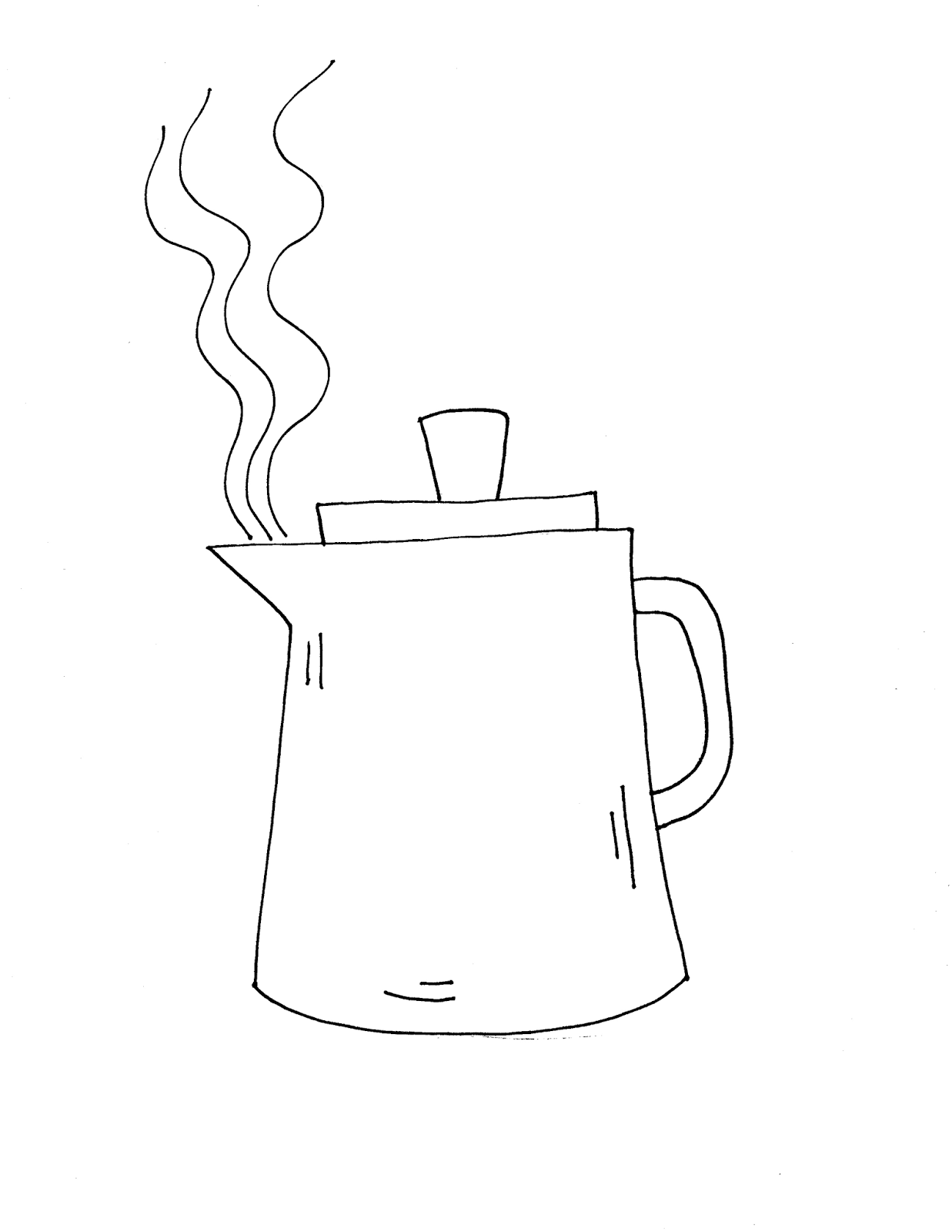 free dearie dolls digi stamps  old percolator coffee pot