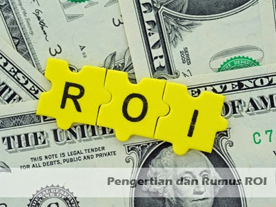 pengertian rumus roi return on investment
