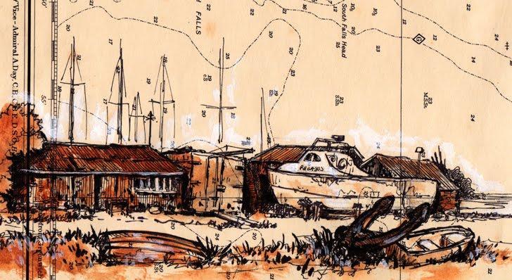 Shalfleet Quay