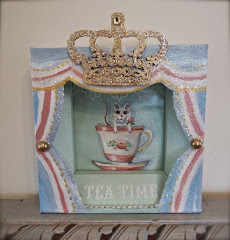 Tea Time Mouse