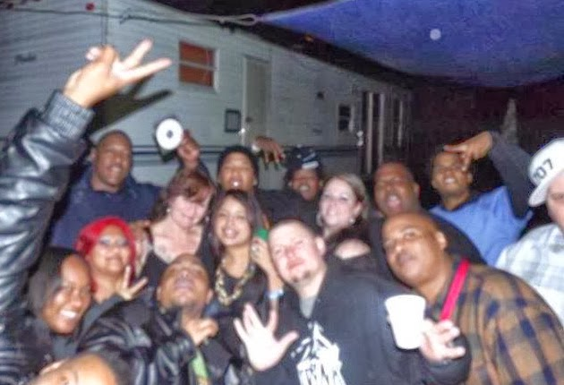 Ozcat Radio Rappin 4 Tay Afterparty, D Shot ~ SlapMaster~Down N' Ditry~Priscilla G~DJ FlashBack