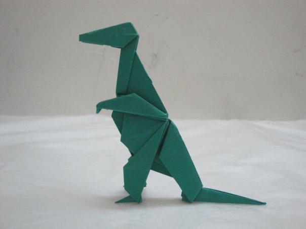 trex origami taringa