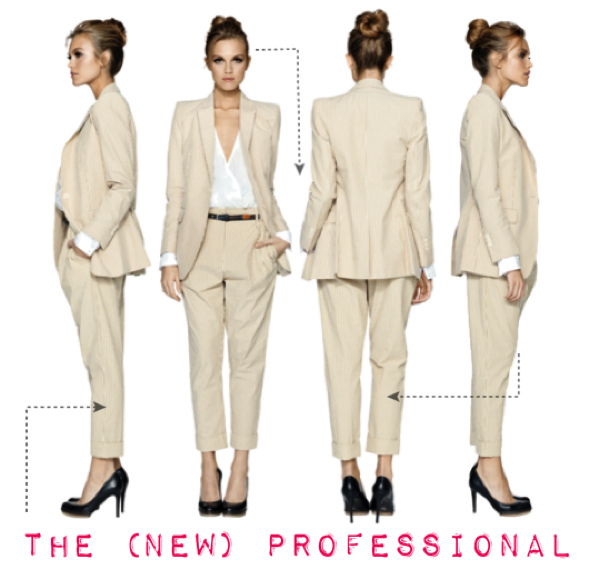 of lauren conrads new professional dress code but many of us work places that are much more casual meaning most people dont wear suits to work - What Is Business Casual Attire Business Casual Dress Code