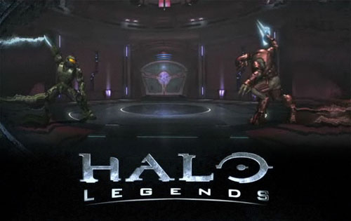 Halo Legends movies