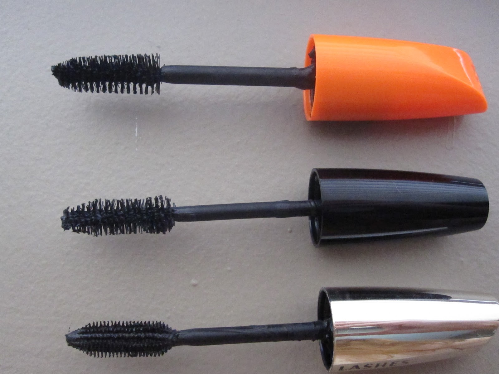 Myrberry review l 39 or al voluminous power 24h mascara for Mascara wands