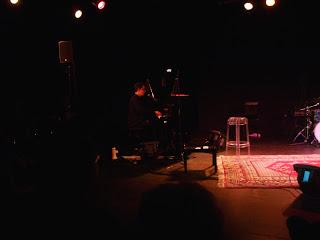 26.10.2012 Dortmund - Schauspielhaus: Jordan Hunt