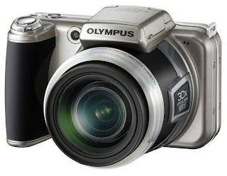 Câmera digital Olympus SP-800