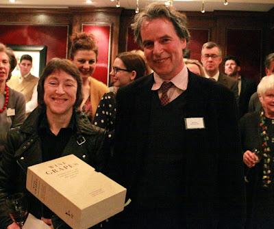 Jim's Loire: Wine Grapes wins the André Simon Memorial Drinks Book Award