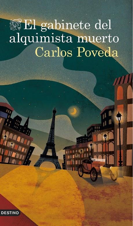 El gabinete del alquimista muerto - Carlos Poveda Unademagiaporfavor-epub-pdf-ebook-kindle-libro-el-gabinete-del-alquimista-muerto-carlos-poveda-destino-2015-portada
