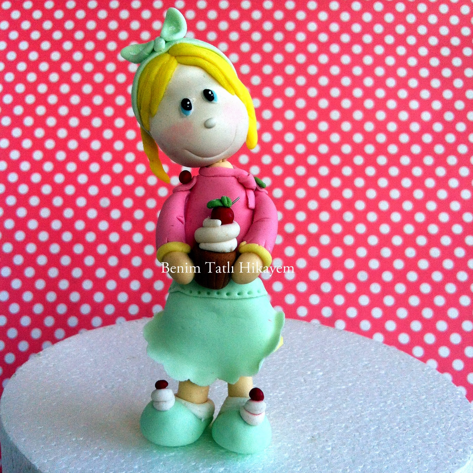 sugar art figure