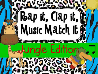 https://www.teacherspayteachers.com/Product/Rap-It-Clap-It-Music-Match-It-Jungle-Edition-1215483