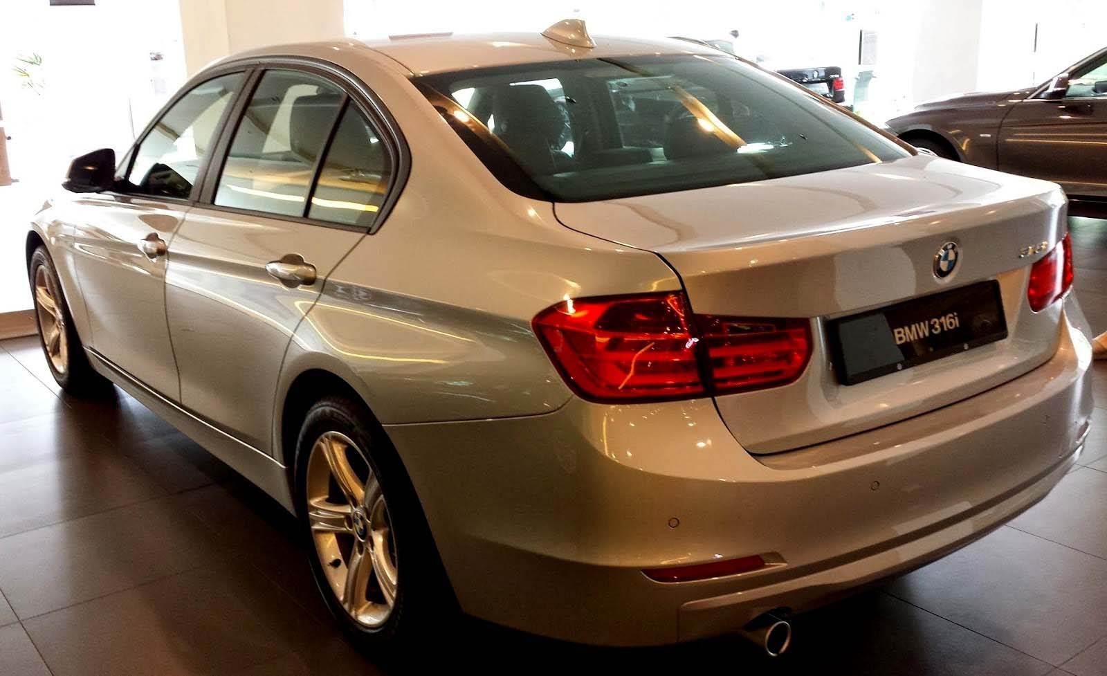 BMW 316i x Audi A4