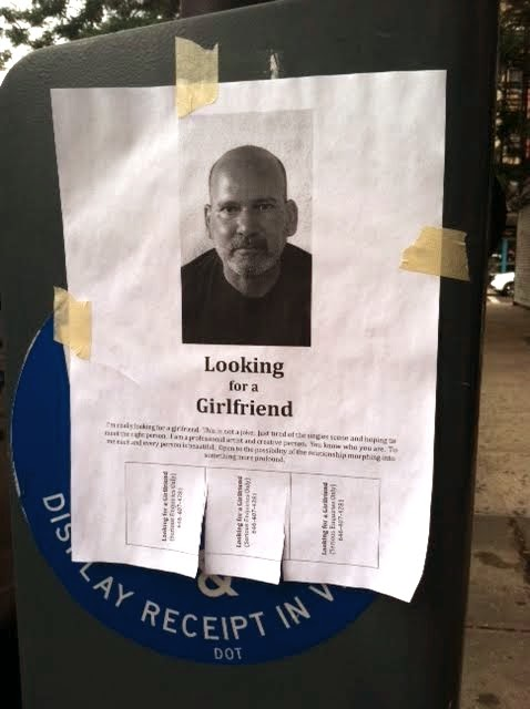 EV Grieve: [Updated] About the guy looking for a girlfriend