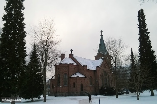 The Jyväskylä town church