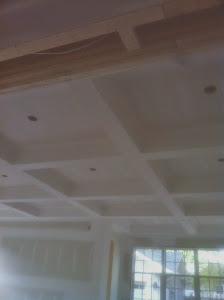Residential Waffle Ceiling