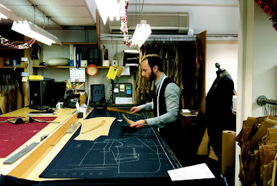 Davide Taub: Style and the tailor – Permanent Style