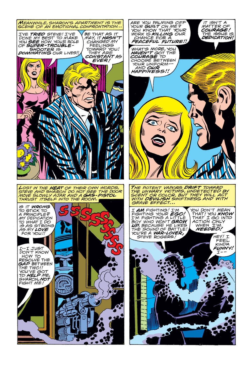 Captain America (1968) Issue #206 #120 - English 14