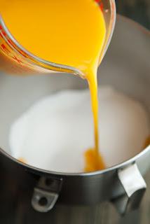 Cách làm bánh Mochi chanh leo siêu ngon 5