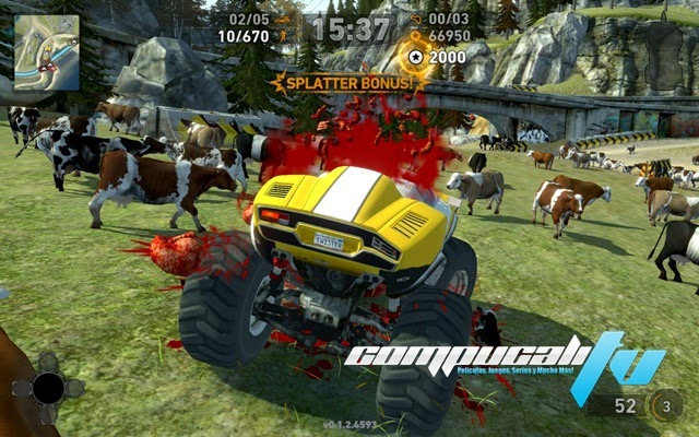 Carmageddon Reincarnation PC Full