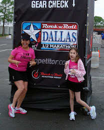 Dallas Rock 'n' Roll 1/2 Marathon Part 1