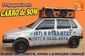 CARRO DE SOM