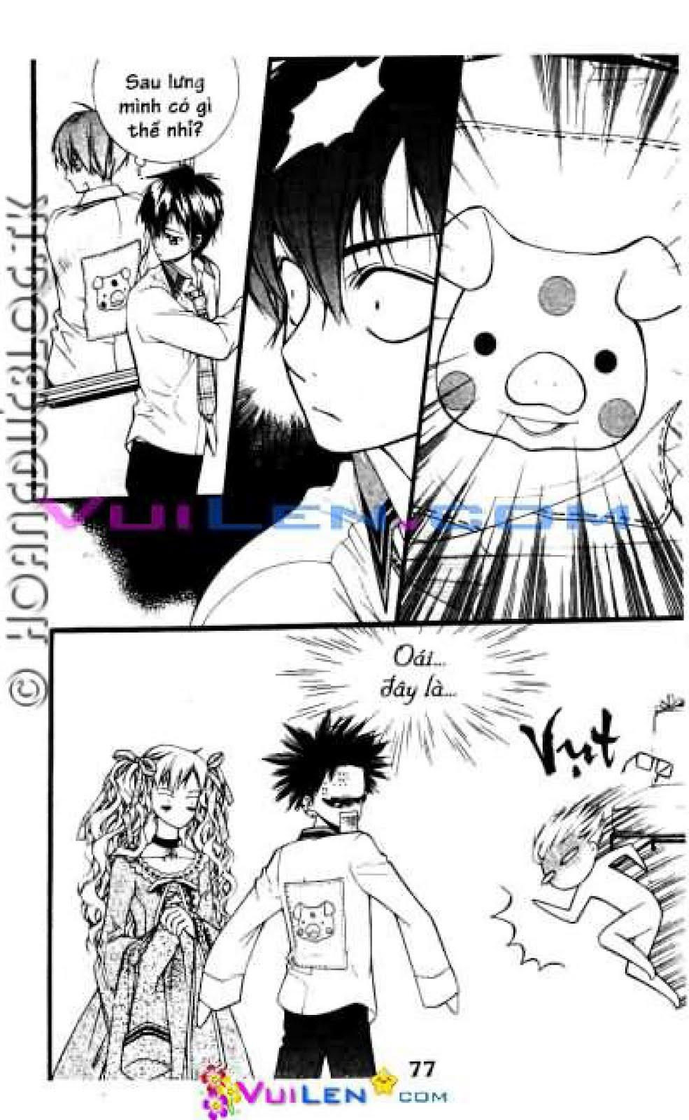 Cô dâu Heo - Pig Bride Chapter 1 - Trang 75