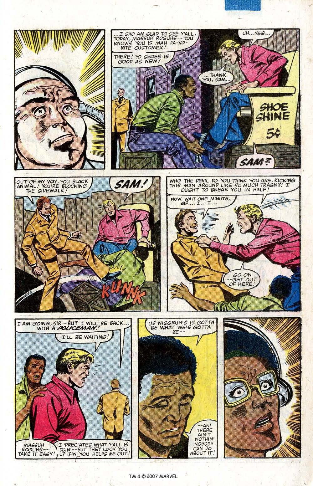 Captain America (1968) Issue #264 #179 - English 11