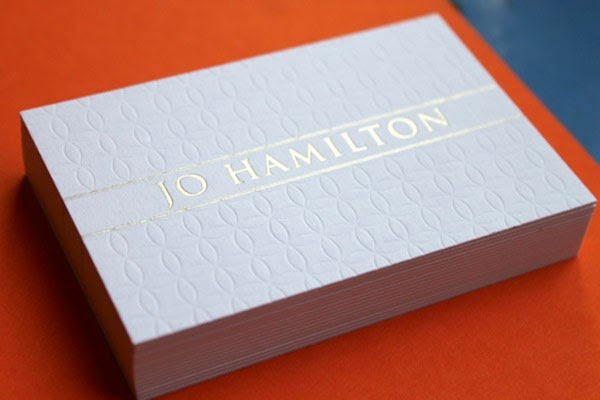 16 Gold Foil Business Cards that Stand Out from the Pack
