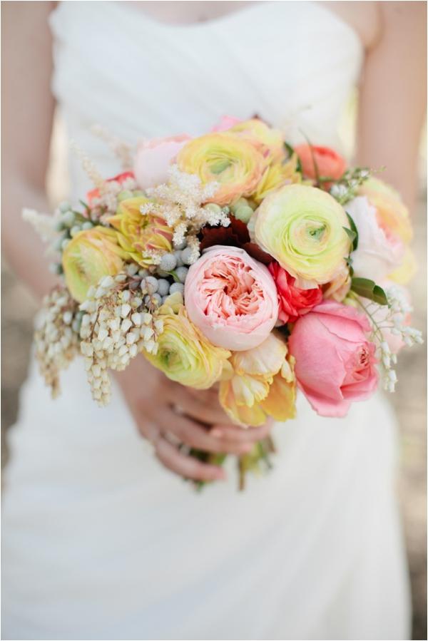 Wedding Bouquets via Le Magnifique