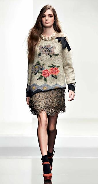 wielka moda swetry
