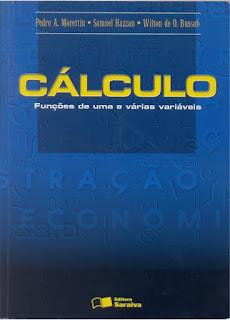 Cálculo Funções de uma e várias variáveis