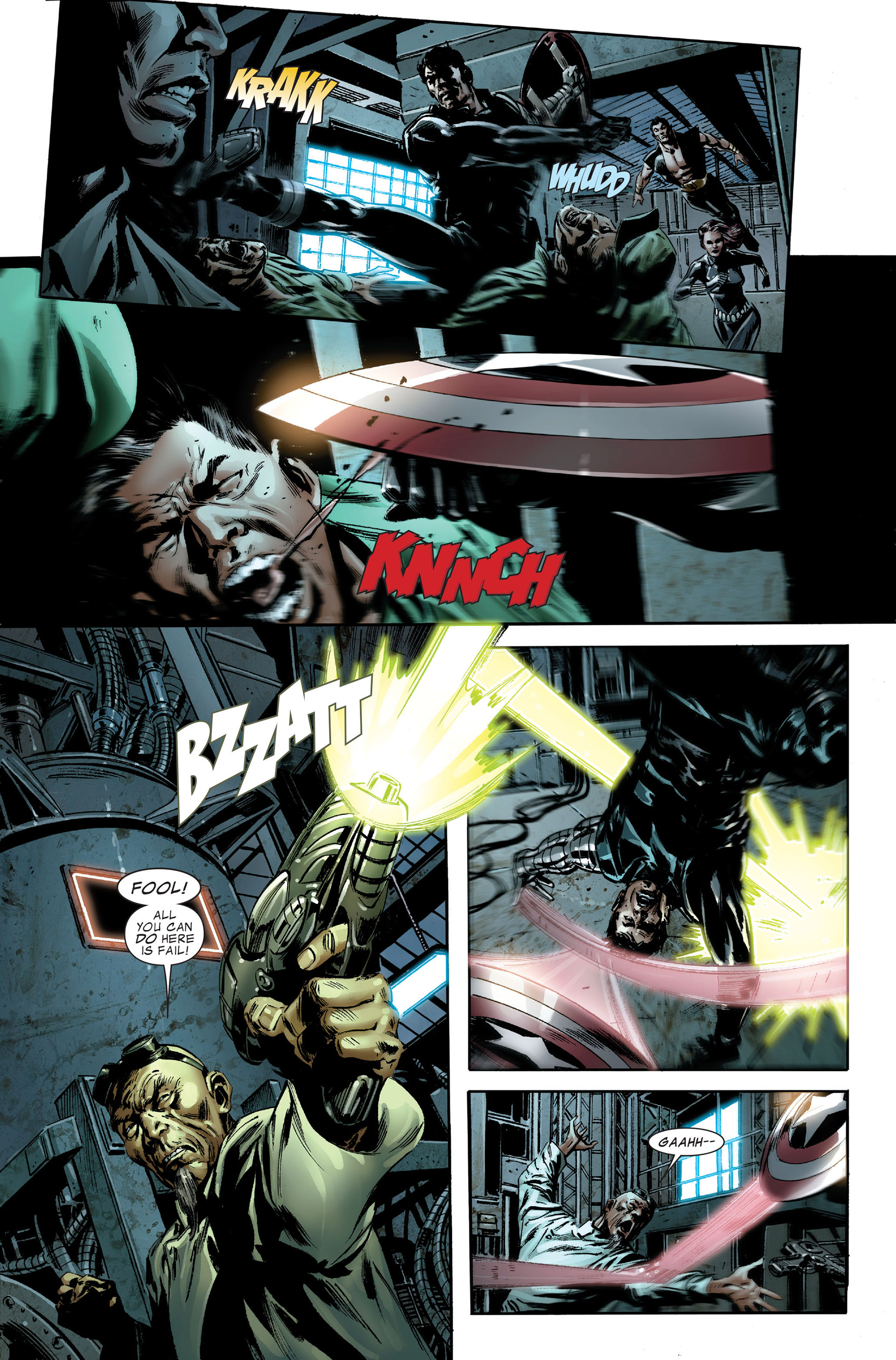 Captain America (2005) Issue #48 #48 - English 14