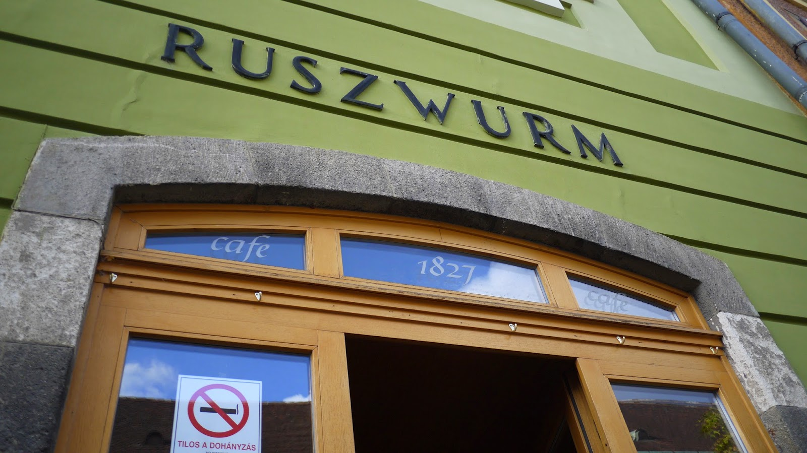 Ruszwurm Budapest