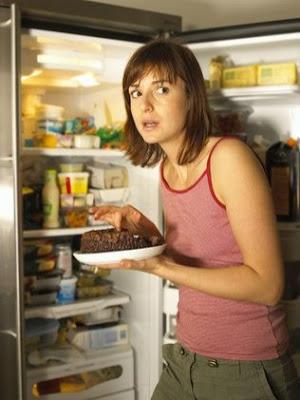 Como evitar a fome noturna