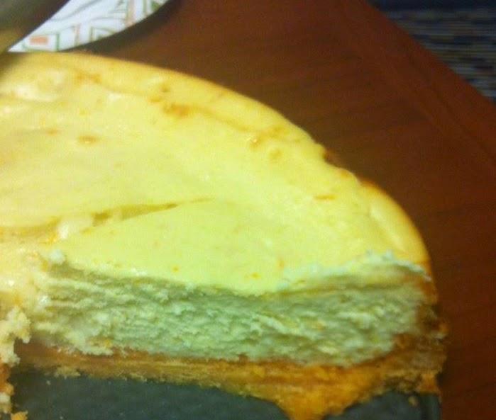 Creamsicle Cheesecake