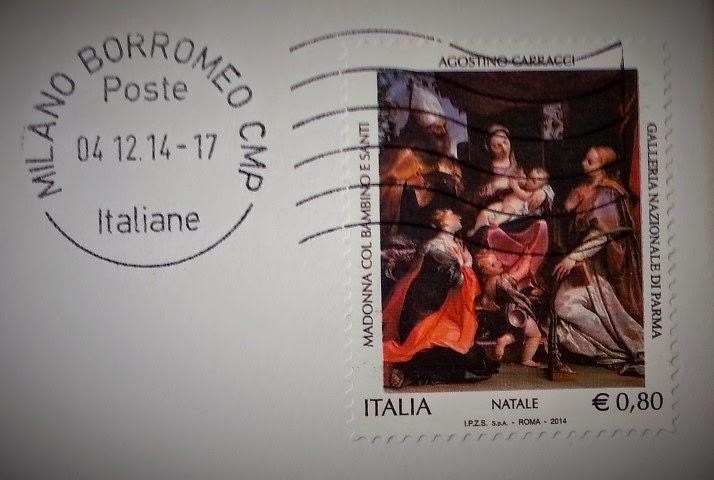 Agostino Carracci Madonna col Bambino e Santi