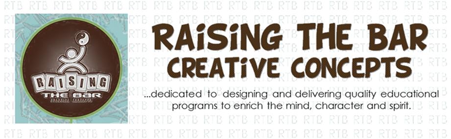 Raising the Bar Creative Concepts