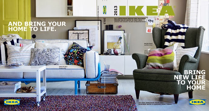 Ikea Online Catalogue