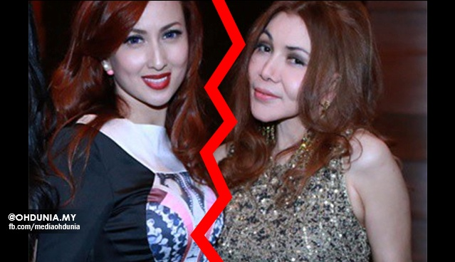 Konflik di antara Maria Farida dan Karen Rahman belum berkesudahan