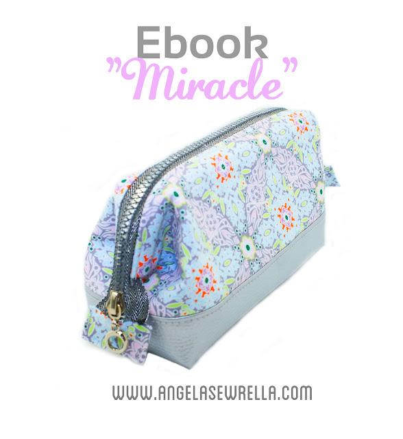 neues Ebook Miracle Täschchen zum selbst nähen