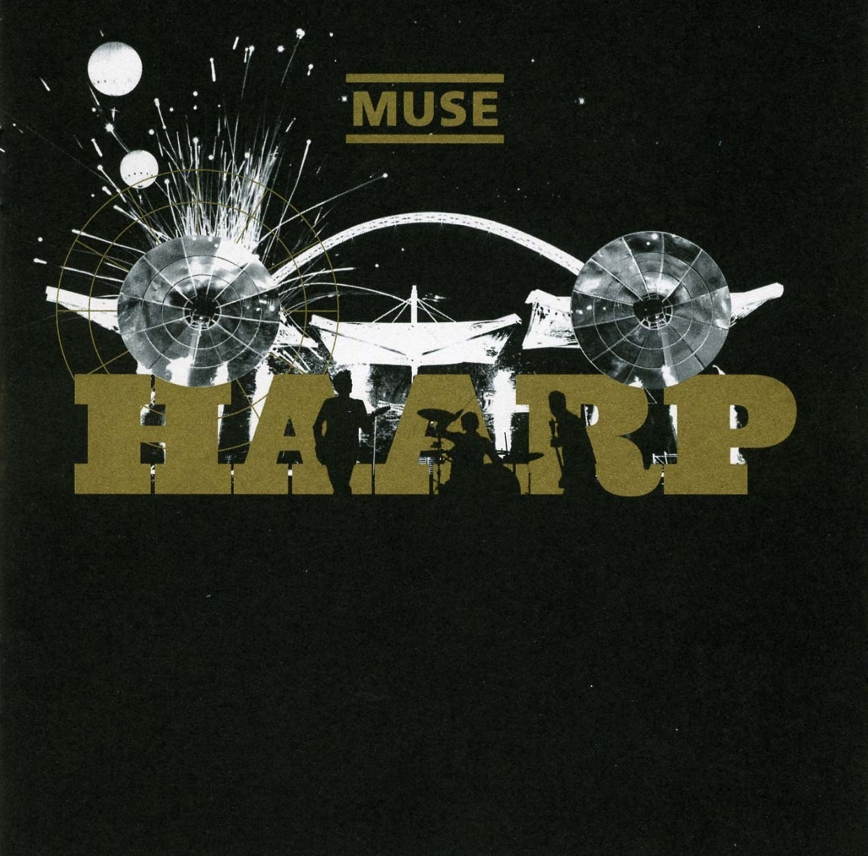 Mediafire Corner Muse H A A R P Live From Wembley 2007