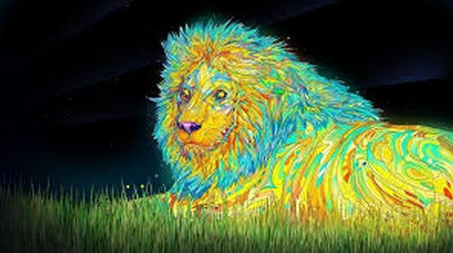Lion-Desktop-Wallpaper