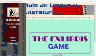 Proyecto The exlibris game