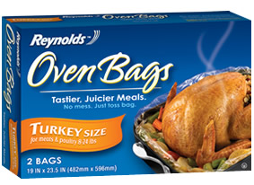 Photo Of Roast Turkey T In A Bag