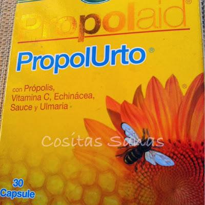 propiedades propolis