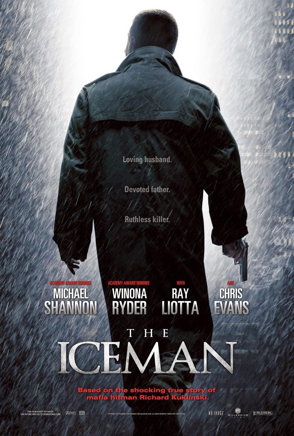 The Iceman ...