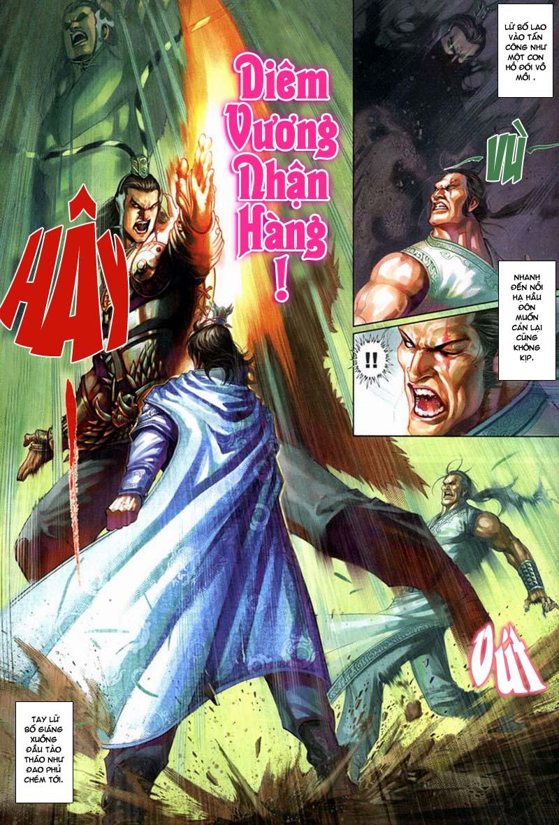 Phong Vân Tân Tác Thần Võ Ký Chap 13 - Next Chap 14