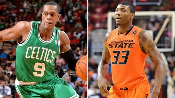 Can Marcus Smart And Rajon Rondo Complement Each Other?