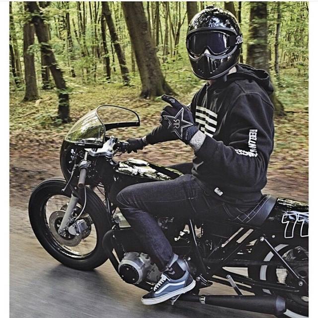 Mercenary Garage Made Men Bikes